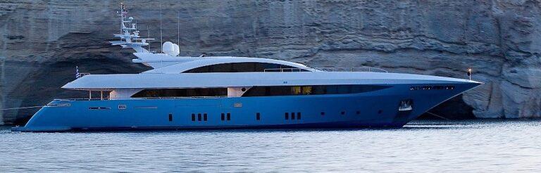 BARENTS SEA motor yacht