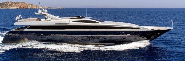 BILLA Motor Yacht