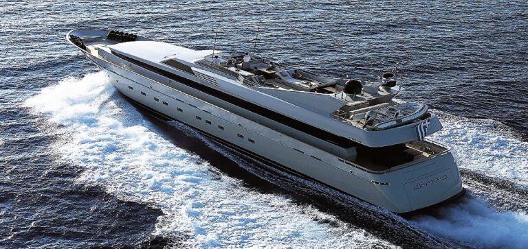 KINTARO Μotor Yacht
