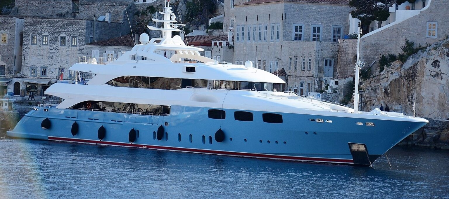 Mia Rana Motor Yacht