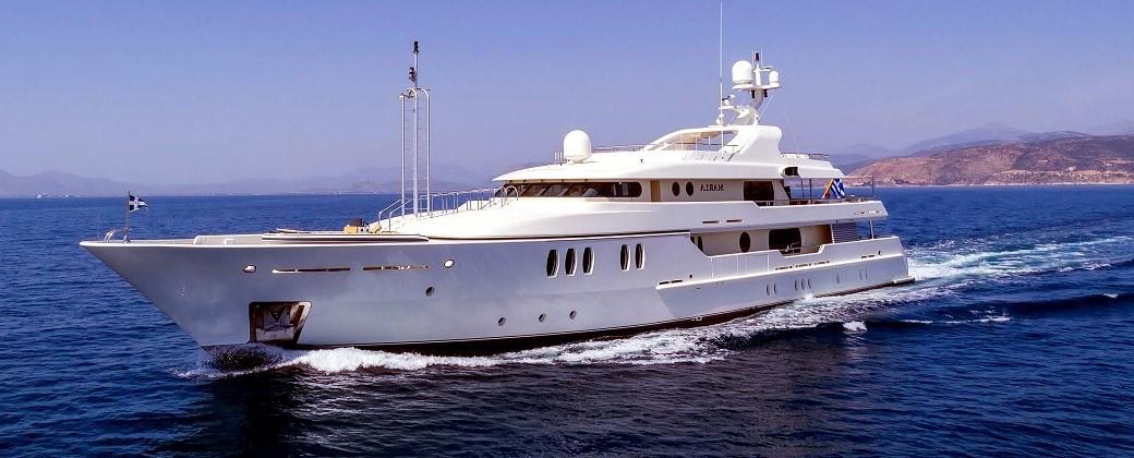 Marla super Yacht
