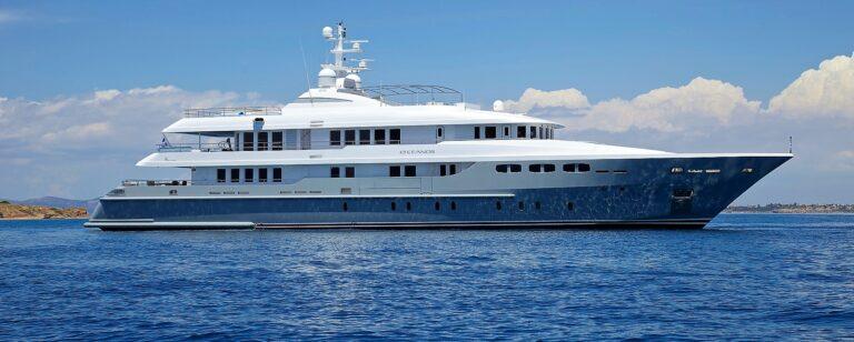 O'CEANOS Super Yacht