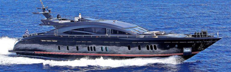 O'PATI Motor Yacht