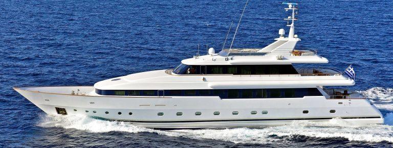 O'RION Motor Yacht