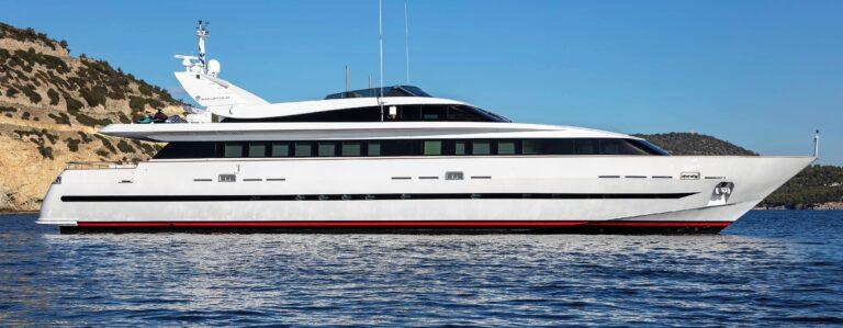 SOLE DI MARE Motor Yacht