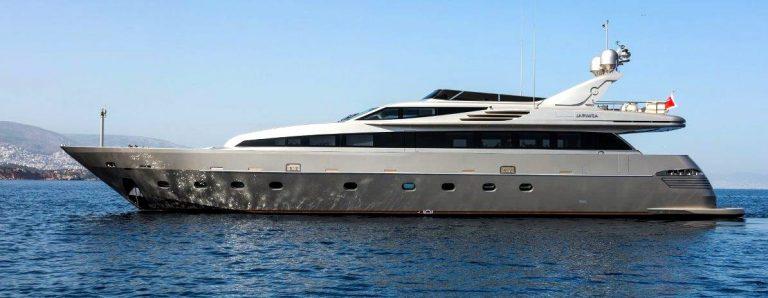 ΧΑΝΑΧ Luxury Yacht