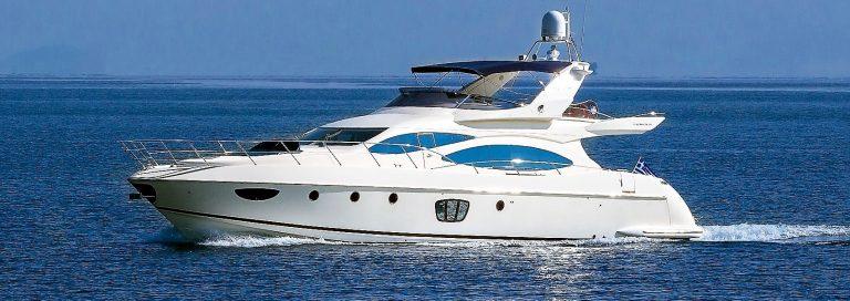 ALMAZ Motor Yacht