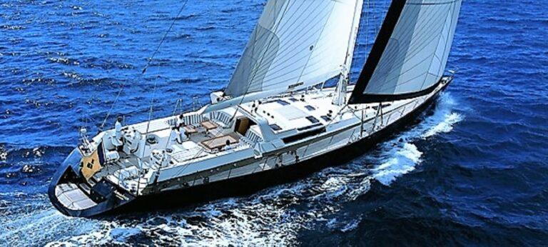 AMADEUS sailing yacht