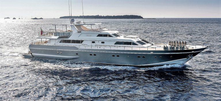 ANTISAN luxury yacht