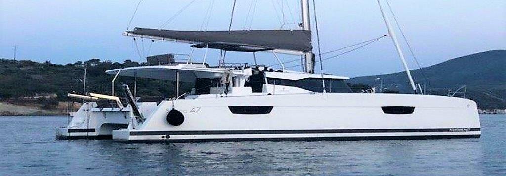 AQUA Catamaran