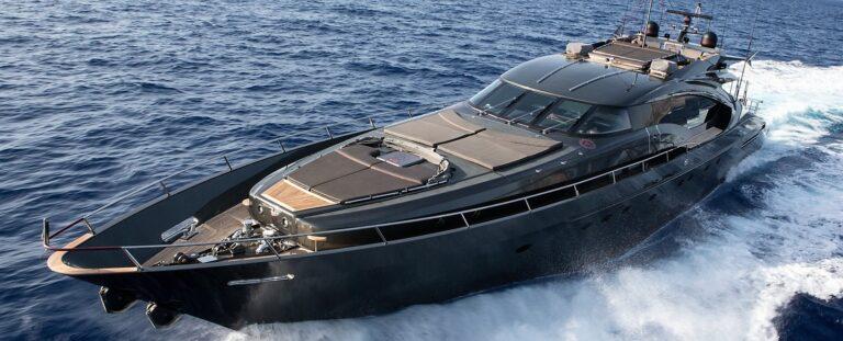 ASCARI I motor yacht