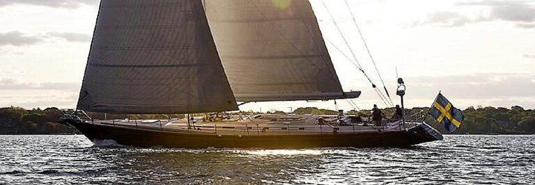 AQUILA Sailing yacht