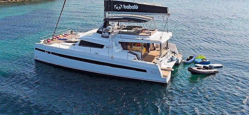 BABALU Catamaran