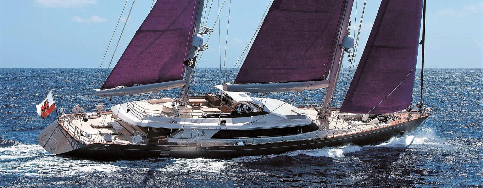 BARACUDA VALLETA Sailing Yacht