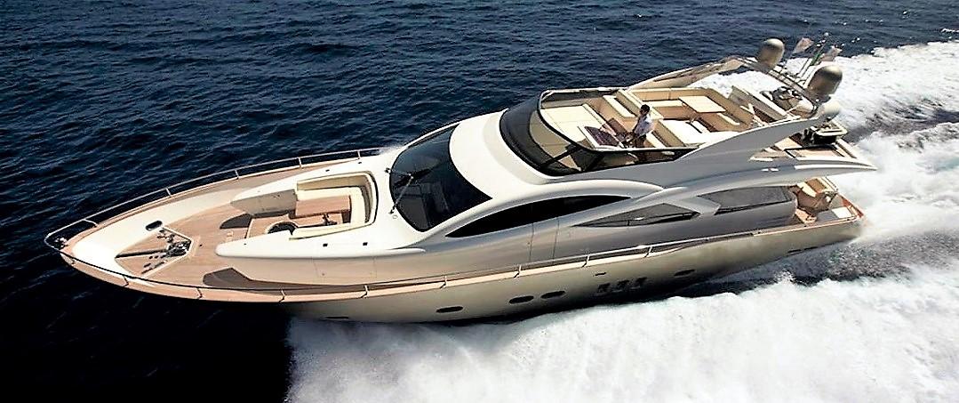 BLUE ANGEL Motor Yacht