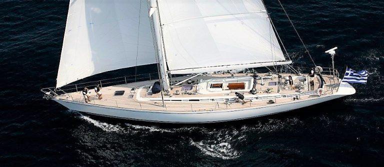 CALLISSTO Sailing Yacht