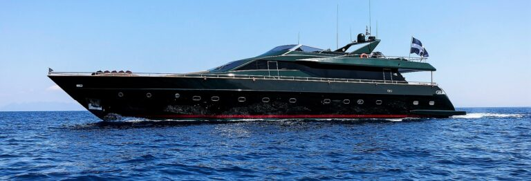 CAN'T REMEMBER Motor Yacht (