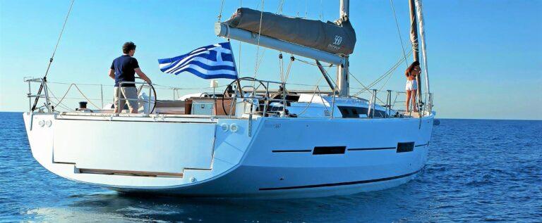 DRUNKEN SAILOR Sailing Yacht