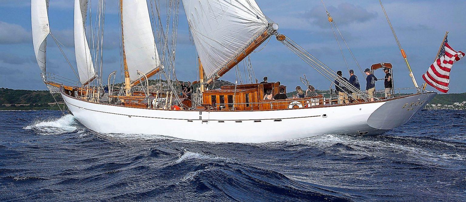 EROS Sailing Yacht