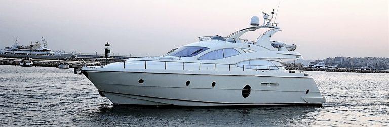 GEORGE V Motor Yacht
