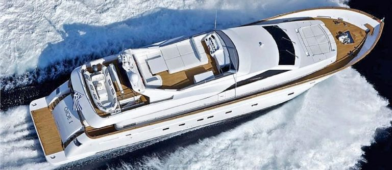 Gioe I Motor Yacht