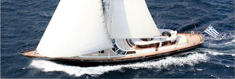 GITANA Sailing Yacht