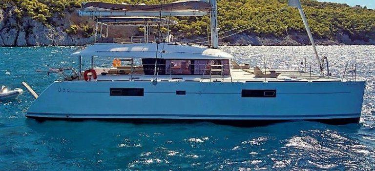 GOLDEN PEARL Catamaran