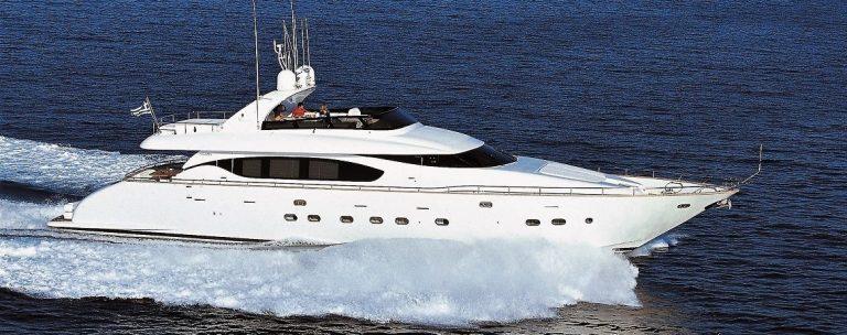 IRENE'S Motor Yacht