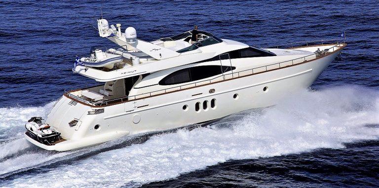 IRIS Motor Yacht