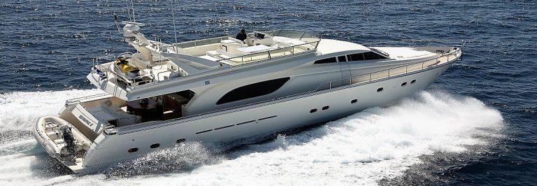 KENTAVROS II Motor Yacht