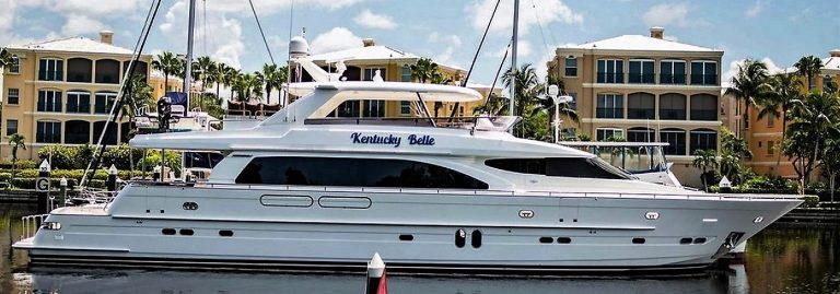 KENTUCKY BELLE Motor Yacht