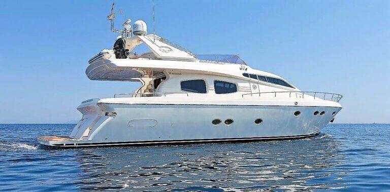 LETTOULI III Motor Yacht