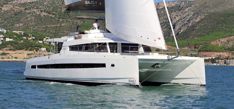 LICENSE TO CHILL Catamaran