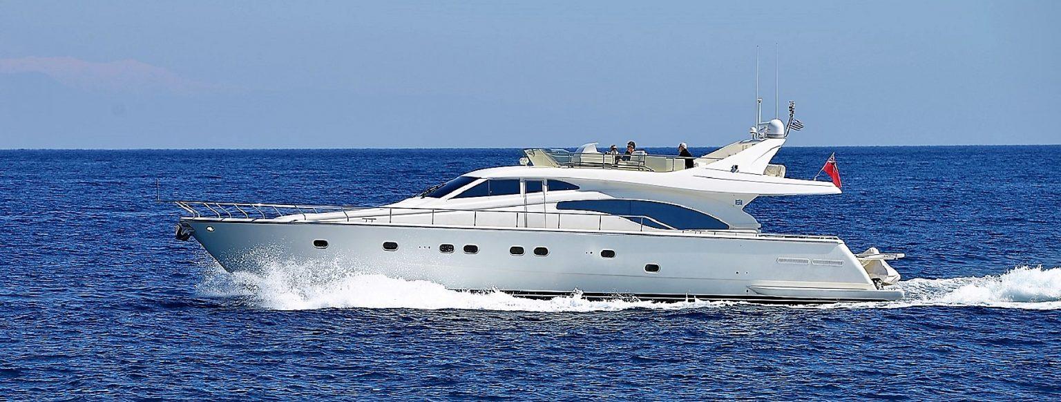 MARY Motor Yacht