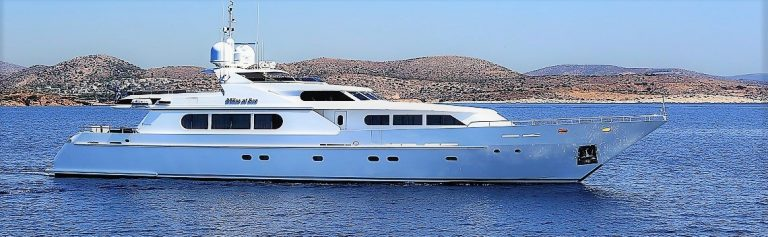 MILOS AT SEA Motor Yacht