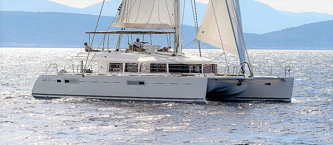 Catamaran MOYA Sailing Yacht