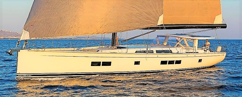 NADAMAS sailing yacht