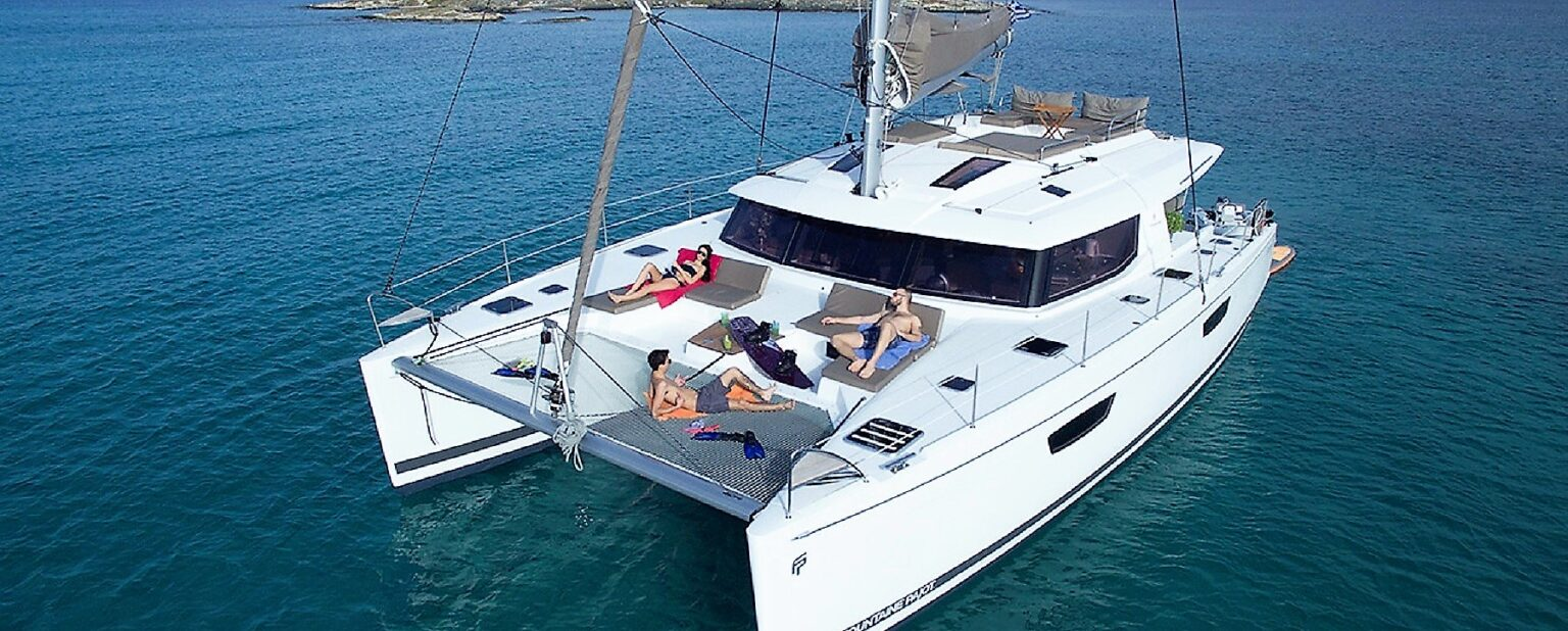 NEW HORIZONS II CATAMARAN