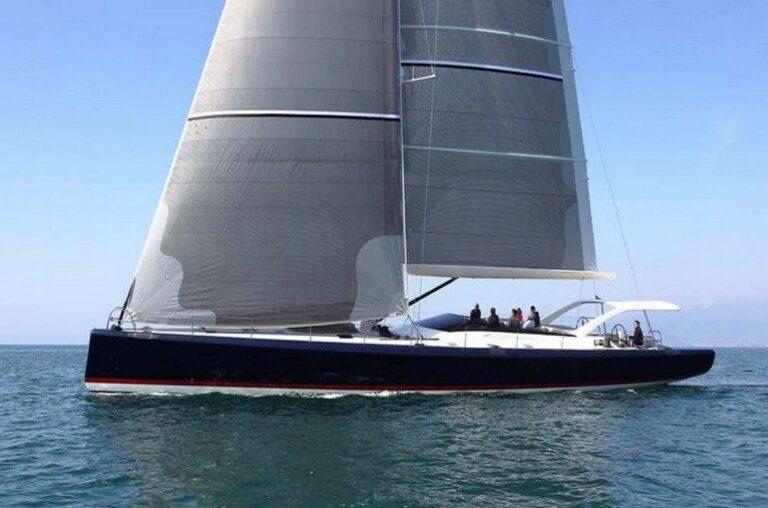 Nakupenda Sailing Yacht