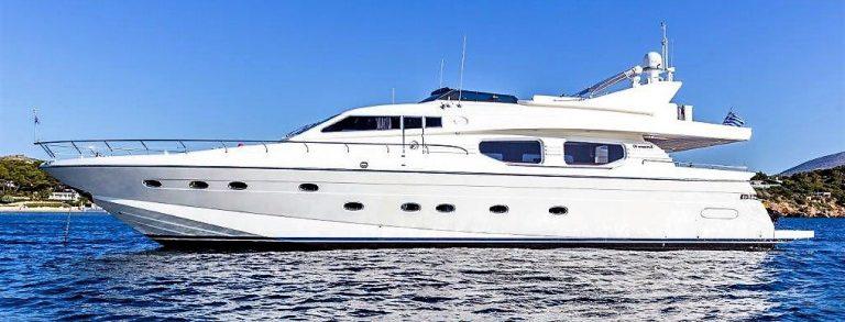 PAREAKI Motor Yacht