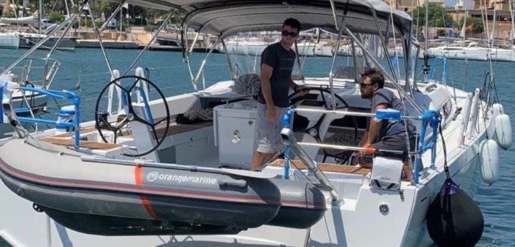 princess oceana sailing yacht