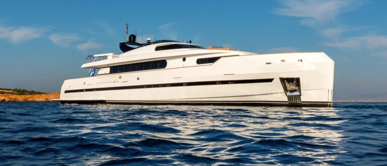 PROJECT STEEL Motor Yacht
