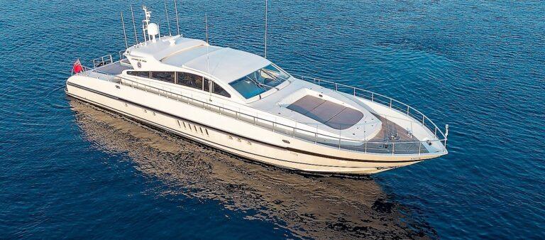 ROMACHRIS II Motor Yacht