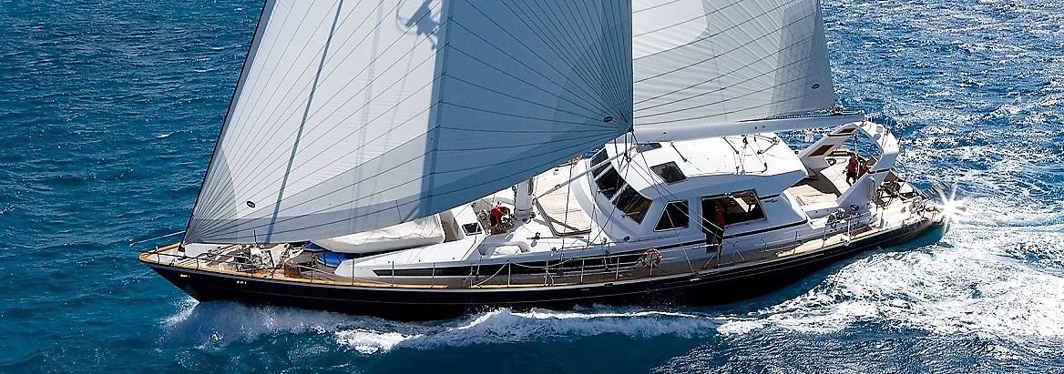 Ree sailing yacht