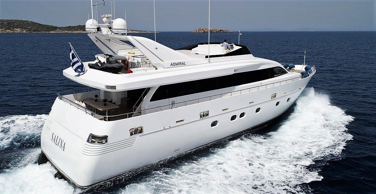SALINA Motor Yacht