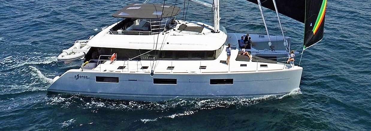 SEAHOME Catamaran