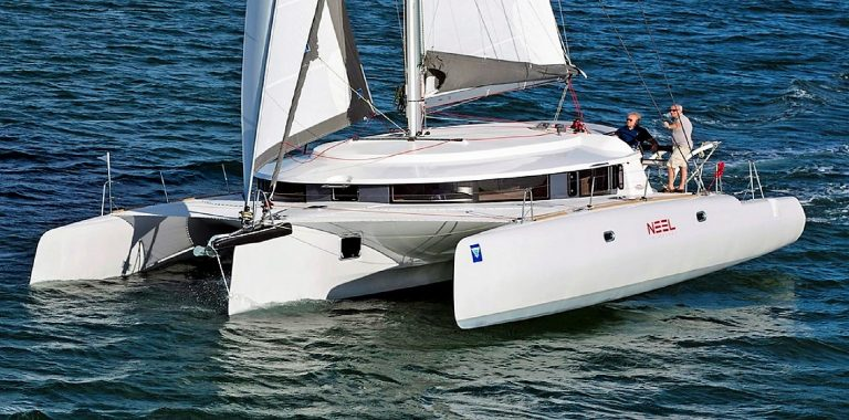 TRILOGY Trimaran