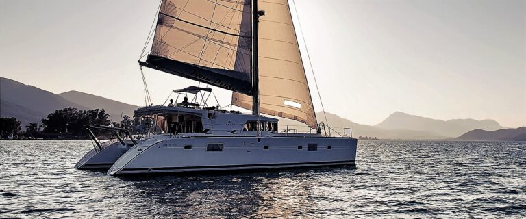 TWIN PRIDE CATAMARAN