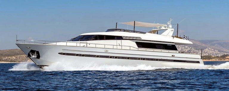 The Bird Motor Yacht (