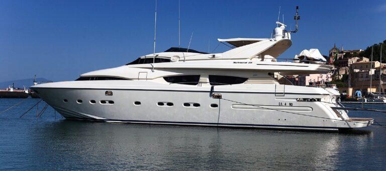 ZAMBEZI Motor Yacht
